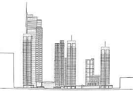 architectural drawings of skyscrapers. Wonderful Skyscrapers Drawingskyscraper40png  Intended Architectural Drawings Of Skyscrapers A
