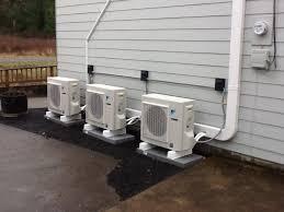 mini split heat pump installation. Brilliant Mini Winter Tips For Heat Pump Owners Intended Mini Split Installation O