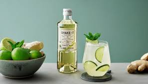 moscow mule shake it mixer
