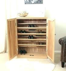 shoe rack with doors shoe rack with doors shoes rack in closed wooden shoe rack cabinet with door for entryway