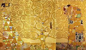 Aspettativa - Albero della vita ( Albero di la Vida ) - Compimento di  Gustav Klimt (1862-1918, Austria)