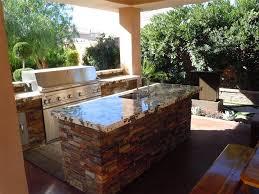 Outdoor Kitchen Countertops Newtex Landscape Inc  Henderson NV