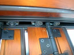 folding garage doors. Bi Fold Garage Doors Fascinating Folding Door Hardware In Home Decoration Design With .