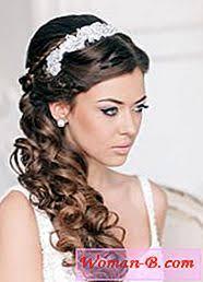 Svatební účesy Pro Kulatý Obličej Móda 2017 časopis Módní Dámské