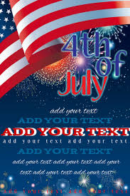 Fourth Of July Event Flyer Template Postermywall