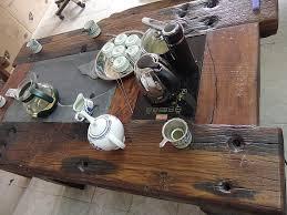 ship wood furniture. original ecological old ship wood furniture tea table sets wooden coffee chair armchair d