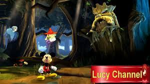 Lucy Channel   BÚP BÊ CHƠI GAME GIẢI CỨU CHÚ CHUỘT MICKEY THOÁT KHỎI TAY MỤ  PHÙ THỦY P2
