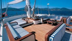 The yacht measures 35.97m (118') and underwent an extensive refit in 2019. Legacy Yacht Perini Navi Yacht Charter Fleet