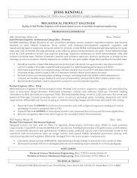 Mechanical Engineer Resume Template - Sarahepps.com -