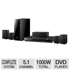 samsung home theater 1000 watts. samsung ht-d550 5.1 channel home theater system 1000 watts