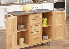 Solid Mobile Kitchen Island Very Modern and Elegant Mobile Kitchen