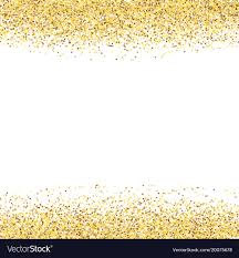 gold and white glitter background.  Gold In Gold And White Glitter Background VectorStock