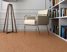 natural cork flooring commercial tile textured luxe collection