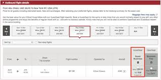 The Trick To Redeeming American Miles On Etihad One Mile