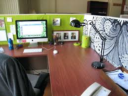 decor for office cubicle the home design decorations