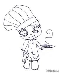 Small Picture Chef coloring pages Hellokidscom