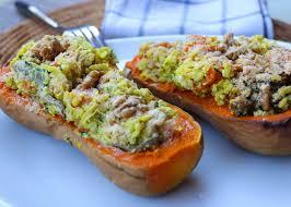 Choisissez un plat ou un ingrédient pour voir les recettes correspondantes. Courge Butternut Farcie Vegetalienne Meme Dans Ses Orties
