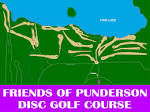 Course Map | Punderson State Park Disc Golf