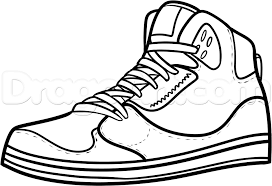 jordans shoes drawings. pin drawn jordania jordan shoe #3 jordans shoes drawings i