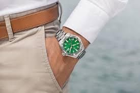 Tag Heuer Aquaracer 300m Green Dial