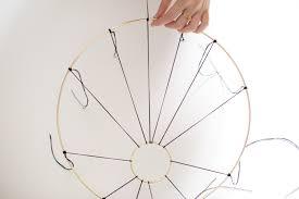 ... Wondrous Dreamcatcher Weave Patterns 23 Dreamcatcher Weave Tutorial  Mrkate Q Diy Weaving: Full Size