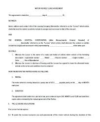 Rental Contract Template Word House Lease Agreement Template Lease Agreement Template House Lease