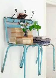hang chairs on wall