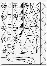 Paul Klee Coloring Pages Dapmalaysiainfo