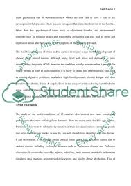 Family Health History Paper Essay Example Topics And Well