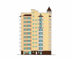 Скачать бесплатно дипломный проект ПГС Диплом № этажный  Диплом №2098 10 этажный жилой дом в г Ростове на Дону