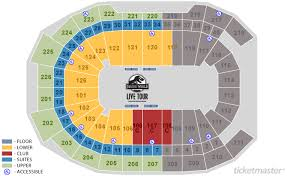 21 Unmistakable Giant Center Seating Chart End Stage
