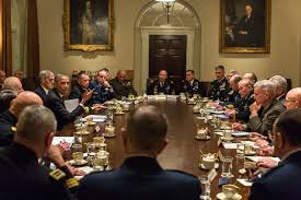 essay an acquisition system to enable american seapower usni news president barack obama and vice president joe biden hold a meeting combatant commanders and military