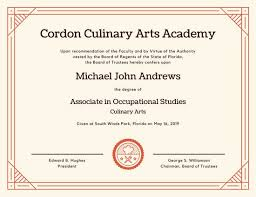 arts diploma certificate pdf