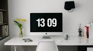 office wallpapers design. Home Designs Free Download Hd Wallpapers Workspace White Office Design N