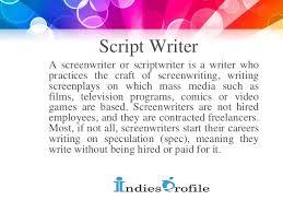 find a script writer jobs find a script writer jobs indiesprofile com 2