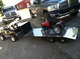 Www.DieselTees.com Cummins kids power wheel w trailer and tractor ...