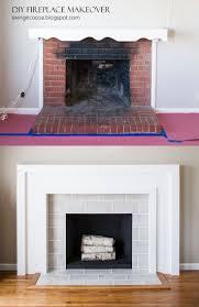 Renovate Brick Fireplace Best 25 Fireplace Parts Ideas On Pinterest Fireplace Remodel