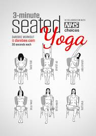 architecture a three minute yoga exercise routine you can do while sitting at in desk designs