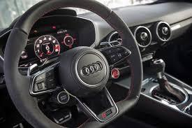 2018 audi tt rs black. plain black 2018 audi tt rs steering wheel for audi tt rs black o