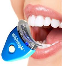 How To Use White Light Tooth Whitening System Varni Shopper White Light Teeth Whitening System Tooth