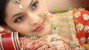 right indian wedding makeup artist