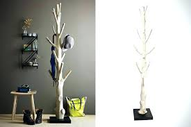 Branch Wall Coat Rack Gorgeous Tree Branches Coat Rack Branch Share This Interior Decoration
