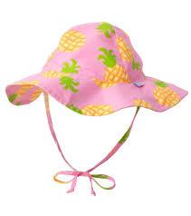 Iplay Sun Hat Size Chart Iplay Girls Pineapple Mod Bucket Sun Protection Hat 0mos