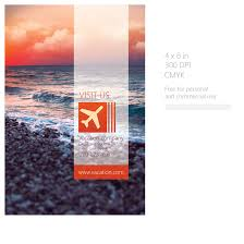 flyer templates for photoshop and word the grid system vacation flyer template
