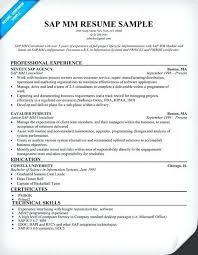 sample sap resume sap mm consultant resume resume samples across all  industries sap resume sample sample