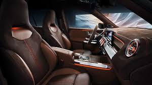 Der innenraum des glb ist erstaunlich großzügig gestaltet und auffallend elegant. Mercedes Benz Concept Glb This Is How Spacious And Robust A Compact Car Can Be Daimler Innovation Product Innovation Design