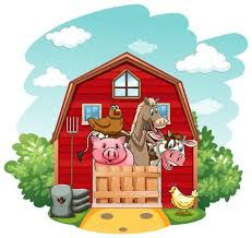 Image result for barnyard animal clipart