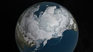 antarctic ice sheet growing 2016 arctic sea ice wintertime extent hits another record low nasa