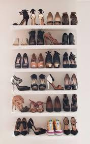 Shoe Organizer Ideas Best 25 Shoes Organizer Ideas That You Will Like On Pinterest