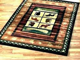 lake house rugs cabin area large rustic log hunting c area rug cabin